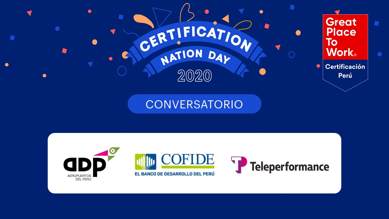 Conversatorio Certification Day 2020